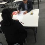 講師の大谷先生がインタビューされました★