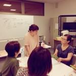 【広島駅前教室】修了生対象!介護アロマ講座を開催しました♪
