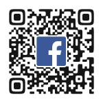 FacebookアカウントQRコード