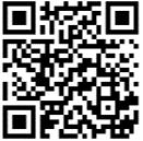 オンラインセミナーLPのQRコード