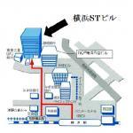 横浜ST地図